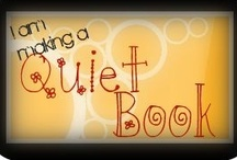 Quiet Book Ideas / I love the idea of creating a quiet book!  Perhaps for any future childeren or as gifts... / by Jenna Lyn