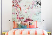 Bedroom bliss / Bedrooms where you want to spend (almost) all your time! / by Marianne Johnsgård