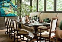Dream Home:  Dining / by Dana Shear