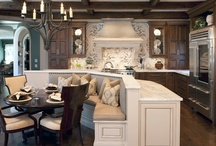 Dream Home:  Kitchen / by Dana Shear