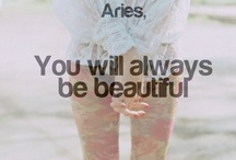 Proud to be ARIES / by Ebonie Brace