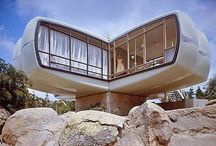 Architecture  / Unusual and Unique Architecture from across the World / by Moon to Moon