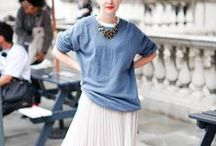 Summer Style / Easy and breezy for those hot days. / by BRIKA