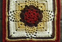 Crochet Granny Squares / by Donna Squared