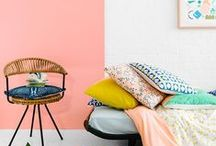 BRIKA Inspirational Spaces / Where we'd want to hang out / by BRIKA