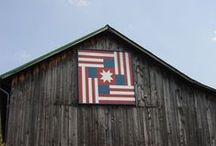Barn Quilts / by Melissa Teaney