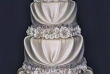 Silver weddings / Silver wedding ideas