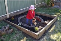Garden ideas for kids
