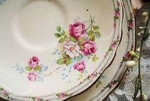 Ceramics and china / I love chinaware ...and pretty things..
