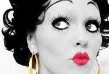 Makeup Tutorials Supplies / by Diary of a Renaissance Seamstress