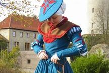 Historical Costumes | Reproductions / by Diary of a Renaissance Seamstress