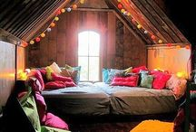 Living loving / Houses of Holy Inspiration. Dreams. Must have dreams. I want a house!