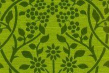 Print. Pattern. Wallpaper. Textiles.