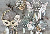 Dream Catchers / by Donna Squared