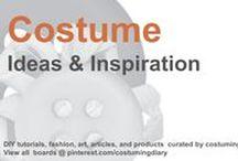Costume Ideas Inspiration / by costumingdiary.com