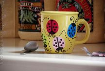 Lover of COFFEE / Coffee mugs & cups / by Barbara Propst