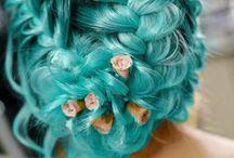 Hair dye queen