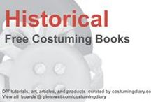 Free Historical Costume Books / by costumingdiary.com