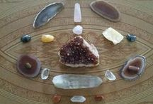 DiZzY-On-CrYsTaLZ~hEaLiNg / They're just pretty and magical. gifts from mother earth. healing.