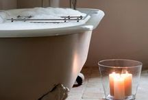 PINNING | Soaking in the bathtub...