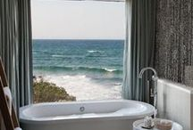 PINNING | Bath with a view!