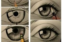 Art tutorials and illustrations. / Great drawings and how to make them!! / by Obiruss