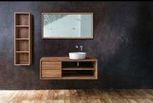 PINNING | Wooden bathroom