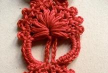 Crochet - Stitches / #crochet #stitches  / by Amy Barton