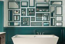 PINNING | Bathroom mirrors