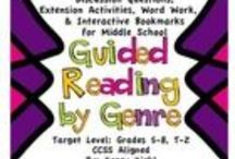 Education: reading / by Deborah Moore