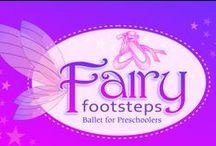Preschool Ballet / We offer preschool ballet lessons for 3-5 year olds :)