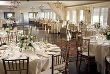 Estate at Three Village Inn / The Inn provides a truly unique setting for your special occasion. Overlooking scenic Stony Brook Harbor, at the center of picturesque colonial village of Stony Brook, take beautiful wedding photos in our manicured gardens.