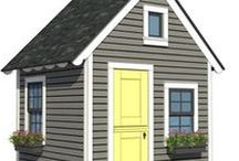 Playhouse plans / Kids playhouse plans to build from A Place Imagined