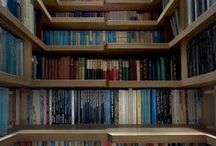 Libraries & Stairways / Knowledge On The Rise / by Peter Conlin