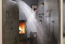 Fire & Water / Amazing Fireplaces & Shower-spaces / by Peter Conlin