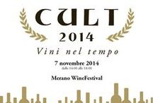 CULT | Merano WineFestival / -Our exclusive event dedicated to the pioneers of quality- The 41 most prestigeous italian wineproducers and one international guest presenting the PAST, the PRESENT and the FUTURE through their wines.