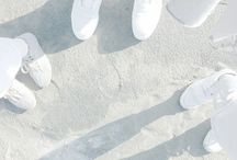 w h i t e / all white everything