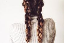 Hair / A board dedicated to the best hairstyles and hair designs from all over Pinterest and the web.
