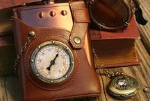 Steampunk / Steampunk artworks and gadgets