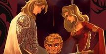 A Song of Ice and Fire / ASOIAF fan art and funny pics. Possible spoilers.