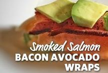 BACON, BACON, BACON / What else can we say...bacon goes great with everything!