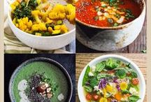 Clean Recipes / A compilation of the best healthy recipes for meals, breakfasts, desserts, snacks, smoothies, juices etc. Incorporate them into your daily diet plan in order to decrease the toxin load, lose weight, improve skin health, boost energy...