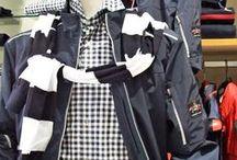 Outfit uomo #2 P/E 2016 / Venite a scoprire i moderni abiti della linea Amerigo Vespucci, primavera/estate. Tutte le taglie disponibili!