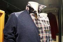 Abbigliamento Uomo: Nuova collezione / Raffinate proposte e abbinamenti casual. Massima qualità. Per maggiori informazioni chiamami allo 059 375120  #moda #abbigliamento #uomo #modena