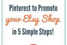 Using Pinterest to Sell On ETSY.