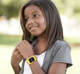 iGPS WizKid / iGPS Scout. GPS Wrist Watch for children and adults of all ages!  Features: • Real Time GPS Tracking • Set Geo Fence Safe Zones • Pedometer • Send and Receive Voice Messages • Two-way Voice Communication (Phone) • Fall Detector • Wearing Removal Sensor