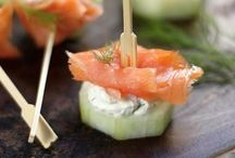 Recept: Snacks /hor d'oeuvres