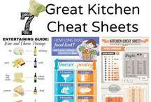 Cooking/Kitchen Tips & Tricks