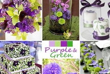 Purple and Green Inspiration