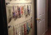 Jewelry Orginization & Display